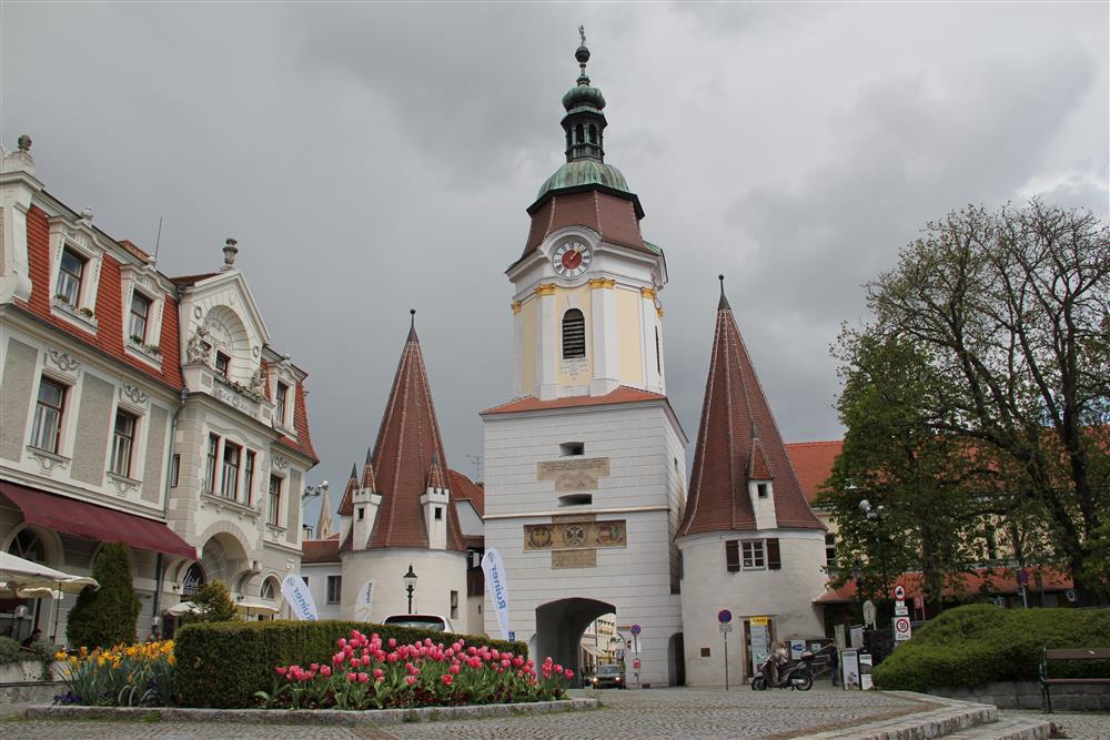 Stadt Krems an der Donau, Wachau, Niedersterreich
